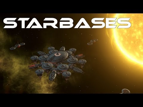 Stellaris - Starbases 101 - What, Where and How to Build Them
