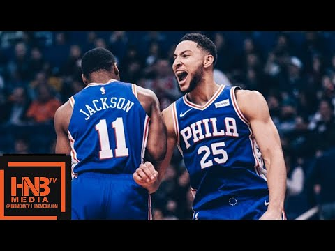 Philadelphia Sixers vs Phoenix Suns Full Game Highlights | 01/02/2019 NBA Season