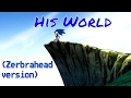 Sonic the Hedgehog AMV - His World (Zebrahead)
