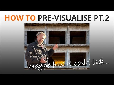 How to Pre-Visualise PT2: Light - Mike Browne