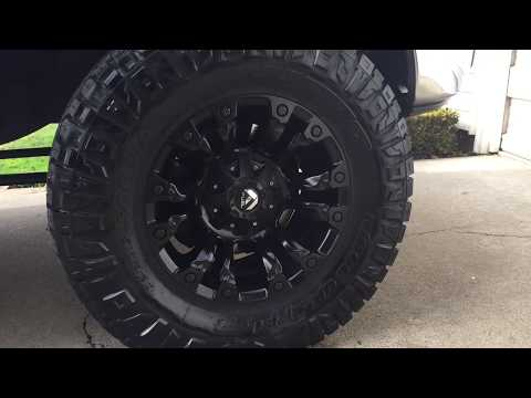 Nitto Ridge Grappler 1 Year Review (Snow)