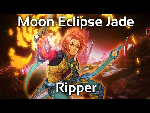 Moon Eclipse Jade (Ripper) ДКУ Лунного Затмения (Жнец)