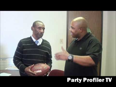 Party Profiler Tv Bennie Brown And Robert Newhouse Of The