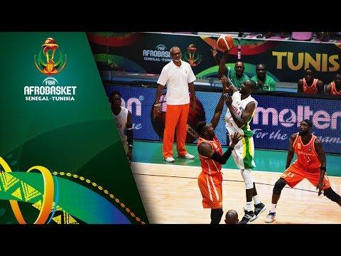 Mali v Cote D'Ivoire - Highlights - FIBA AfroBasket 2017