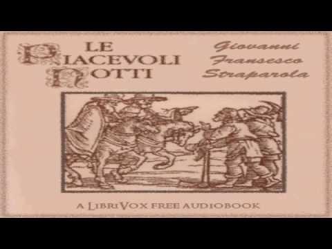 Piacevoli Notti   Giovanni Francesco Straparola   Short Stories   Sound Book   Italian   7/8