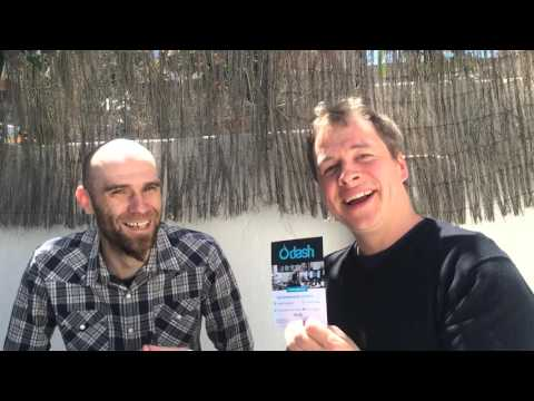 DASH Workshops Entrevista con Javier Caballero Coctelería con Café