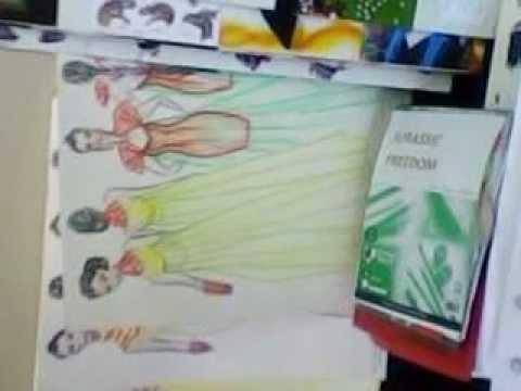 Mcensal school of fashion illustration Nairobi kenya