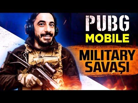 MILITARY'DEN SAĞLAM ÇIKMAK !?! - PUBG Mobile
