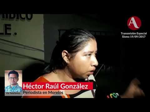 Estas son las últimas actualizaciones de los daños en Morelos tras terremoto