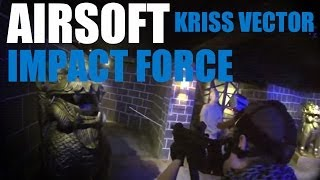 Impact Force 3rd Person Airsoft CQB - KWA KRISS Vector