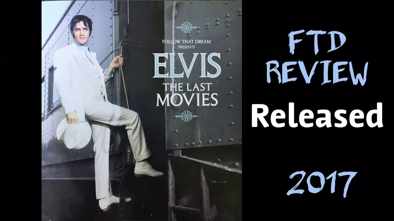 24f29f5a ELVIS: His Last Movies   FTD CD Review   ElvisistheMan - YouTube