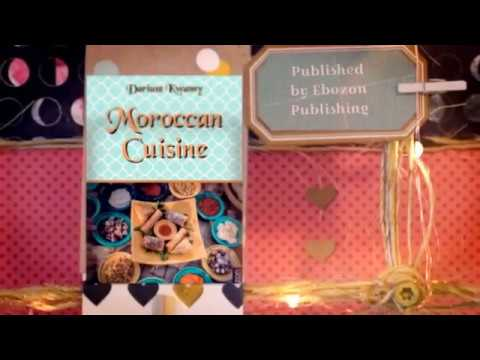 Moroccan Cuisine eBook by Dariusz Kwasny (book trailer)