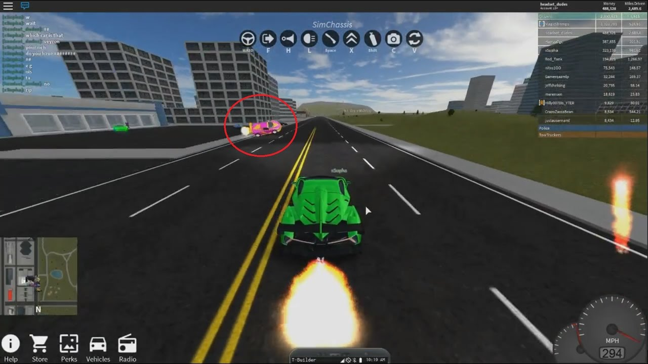 Roblox Vehicle Simulator Funny moments compilation ...