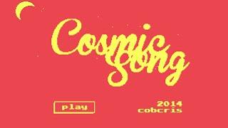 Super Weird Dinosaur Game: Cosmic Song