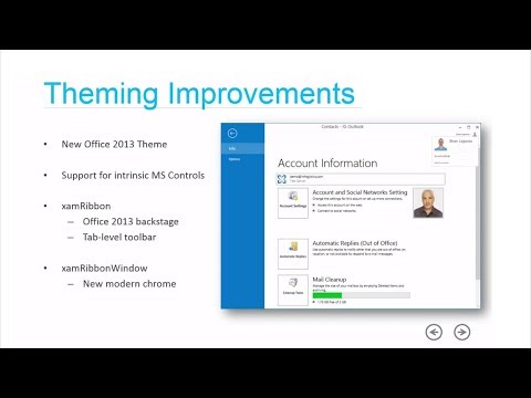How to Build Office-Inspired Apps in WinForms and WPF