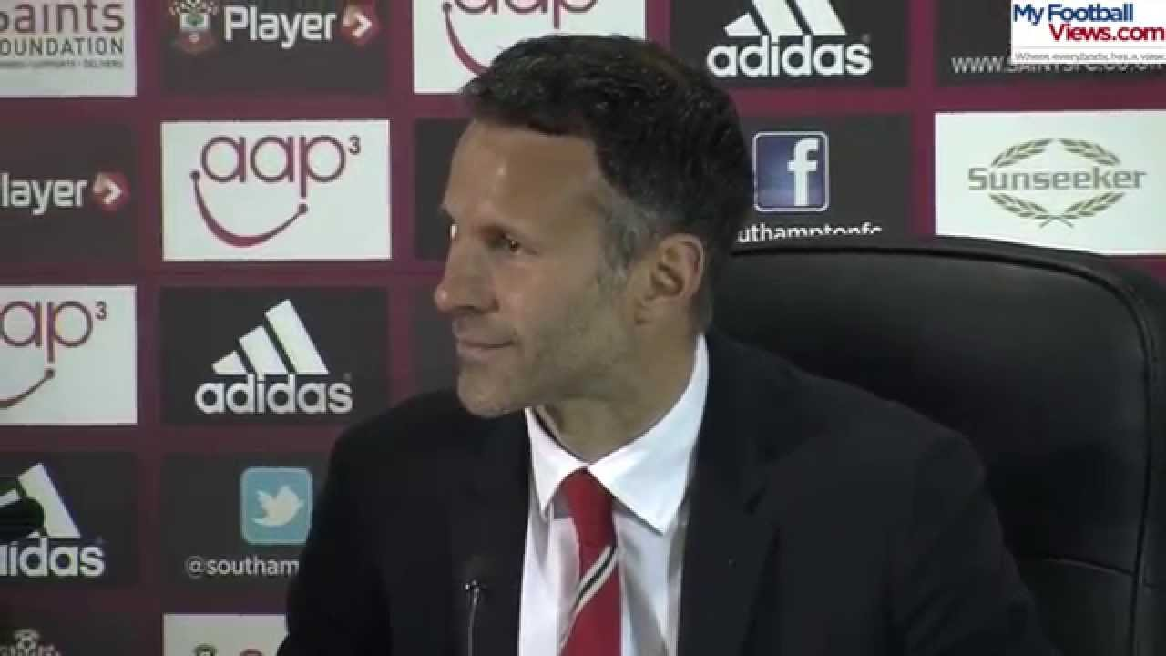 Ryan Giggs: Flipping heck, turn off Man City title celebrations on TV
