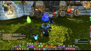 World of Warcraft Лок чернокнижник,гайд,обзор,читы коды,разрушение