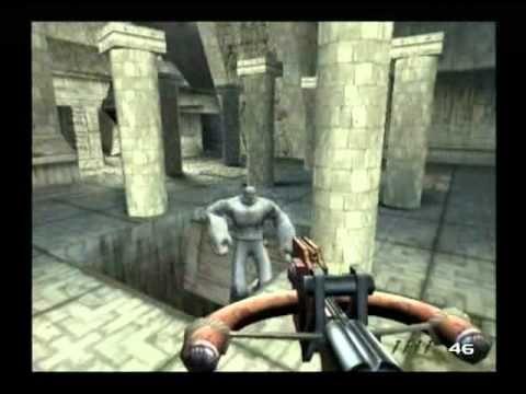 TimeSplitters 2 - Walkthrough (hard) Part 9 - Aztec Ruins 1920