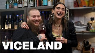 Baixar Cooking with Dua Lipa and Action Bronson