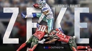 Ezekiel Elliott Mix -