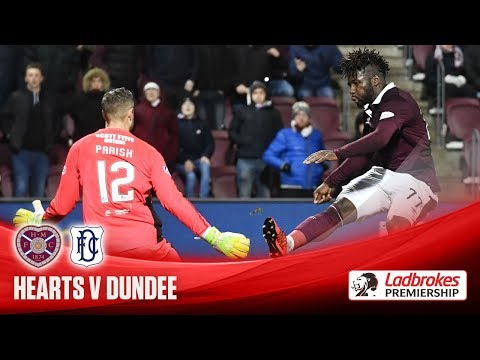 Back-to-back home wins for Jambos with victory over Dee