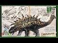 Ark Basics Ankylosaurus - EVERYTHING YOU NEED TO KNOW