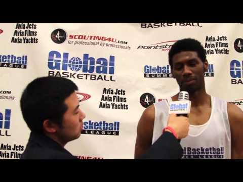 Alvin Brown talks with Kyle Nishida after his first game