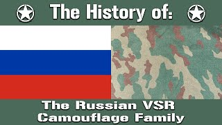 The History of: The Russian VSR Camouflage Family | Uniform History