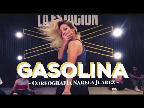 GASOLINA - Daddy Yankee // COREOGRAFIA NARELA JUAREZ Clases Reggaeton
