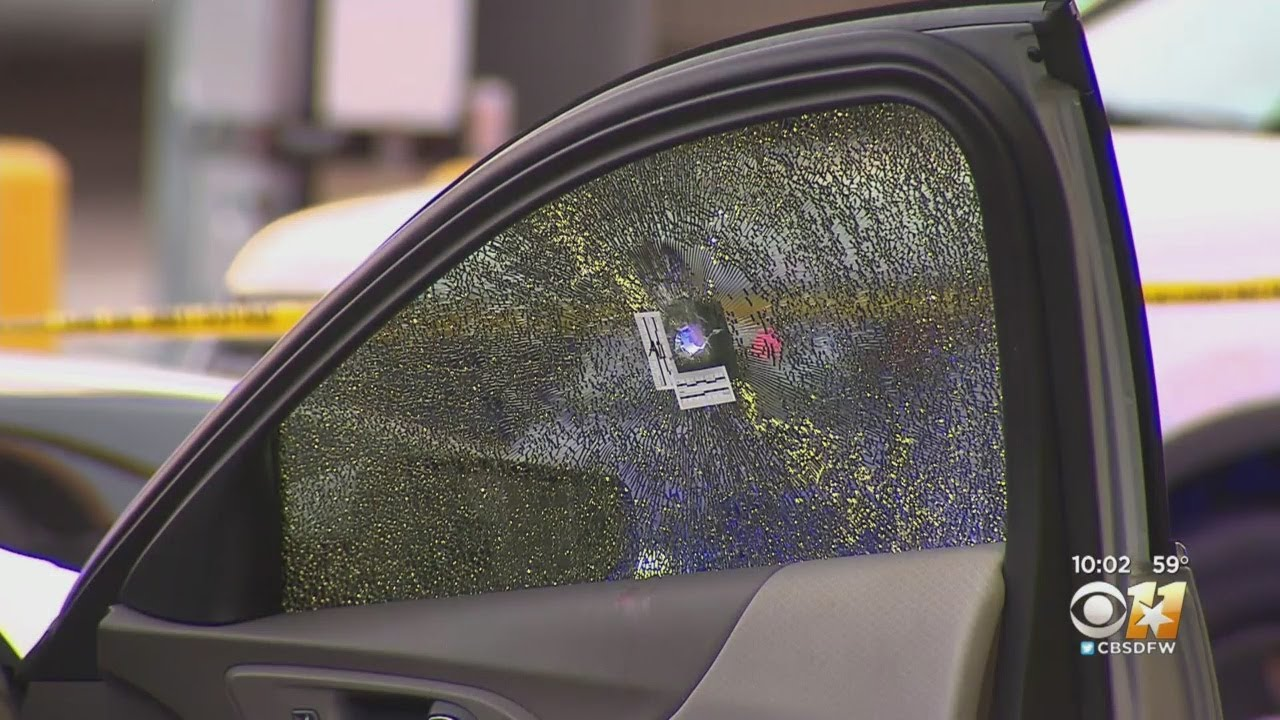 Police: Woman Shot With Child Inside Car During Road Rage Incident In Dallas