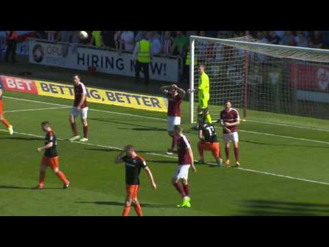 HIGHLIGHTS: Northampton Town 1 Sheffield United 2
