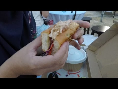 Overpriced foods in Brunei's capital
