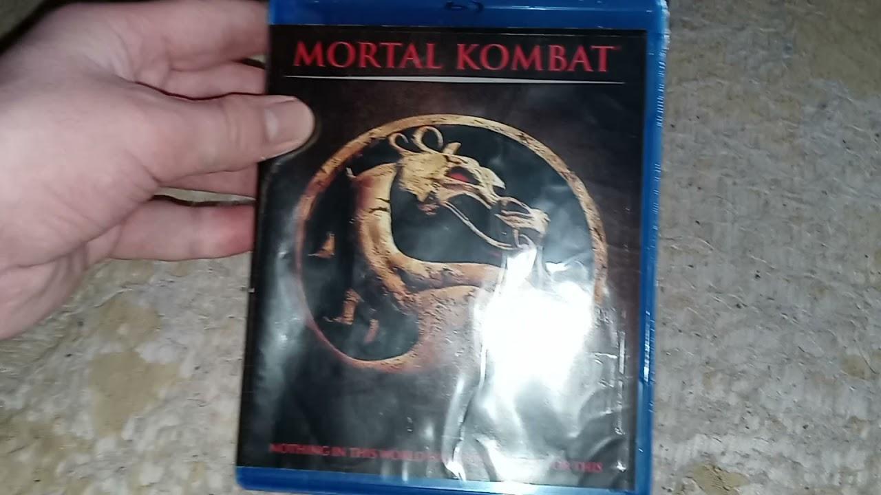 Download Unboxing Mortal Kombat (1995) Blu Ray