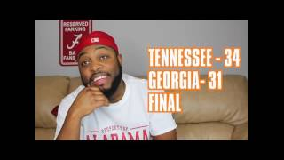 How Bama Fans Watched The Week Five SEC Games (2016)