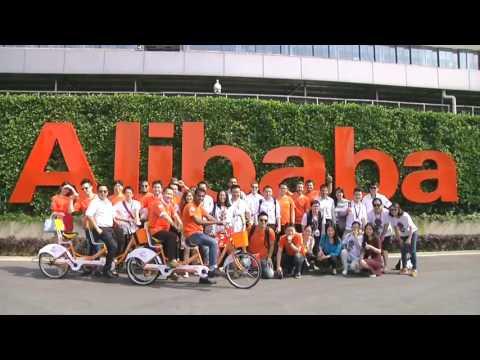 Alibaba global partner kick off in Hangzhou