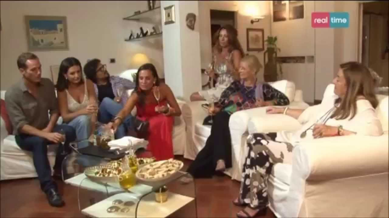 Real time cortesie per gli ospiti alessandra e rubina for Letto per gli ospiti