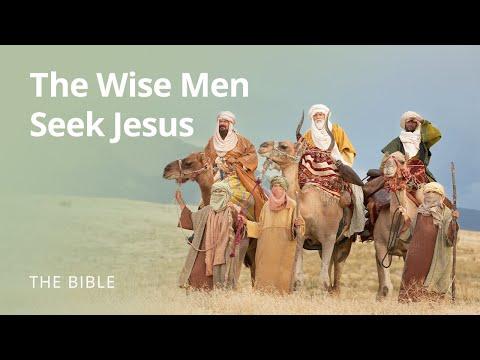 The Wise Men Seek Jesus