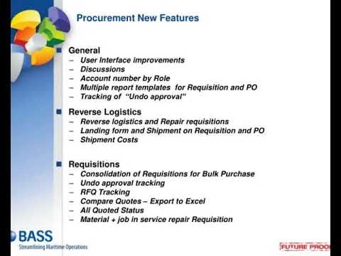bassnet procurement