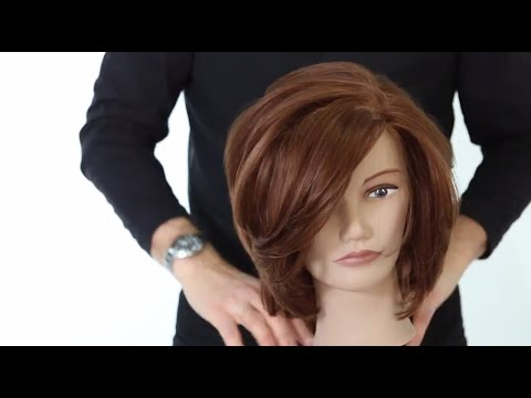 Medium Length Haircutting Class With Guest Artist Tom Harris - FreeSalonEducation.com