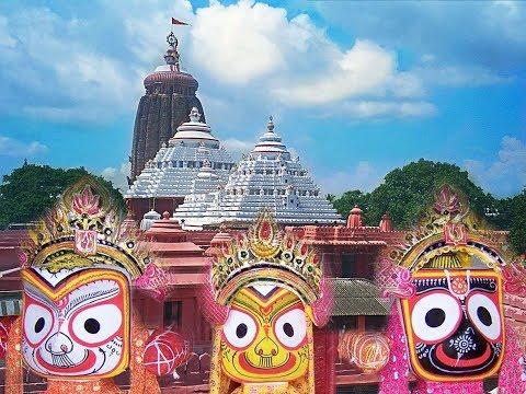 Jagannath Puri Temple Entrance, Odisha