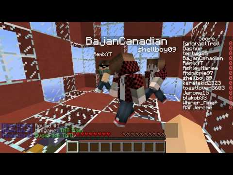 I AM THE MASTER Minecraft BACCA KING Minigame w/ BajanCanadian, Bashur, and AshleyMarieeGaming from YouTube · Duration:  15 minutes 19 seconds