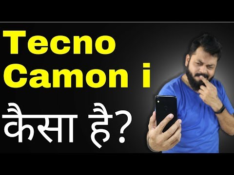 Tecno Camon i Review - Is This a Good Budget Phone Under 10000?