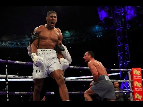 20 Fights 100% KO Ratio | When A Genetic Prodigy Knows The Science ● Anthony Joshua