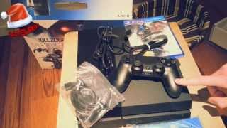 Unboxing - Pack PS4 500 Go Noire + Killzone : Shadow Fall [FR-HD]
