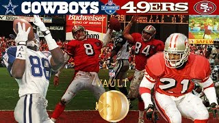 Third Time's The Charm! (Cowboys vs. 49ers, 1994 NFC Championship) | NFL Vault Highlights
