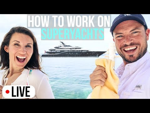 How to Get Hired on Superyachts | Atticus Live