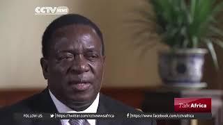 President Mnangagwa acknowledges Zimbabwe