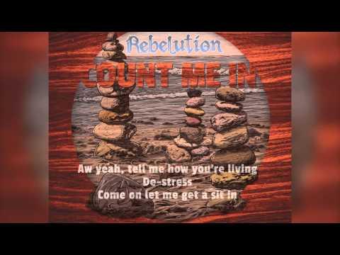 De-Stress (Acoustic) Lyric Video - Rebelution