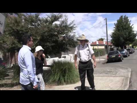 Father Dave's Tour of Dulwich Hill