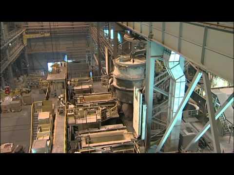Processus de fabrication de l'inox - ArcelorMittal Site de Châtelet
